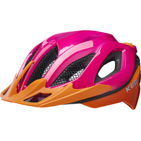 KED Spiri Two Helmet pink orange